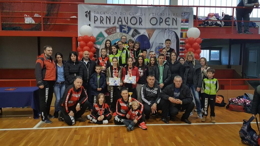 ''15th Prnjavor Open'' Taekwon-do Cup of Friendship